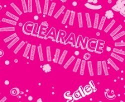 Clearance, Sale & Offers