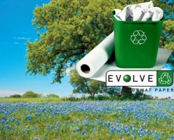 Evolve Recycled Plotter Rolls