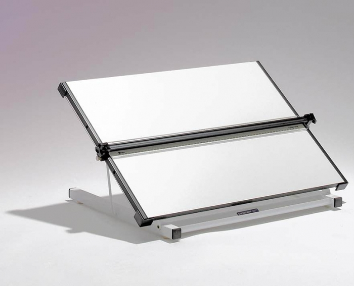A2 Portable Blundell Harling Drawing Board With Parallel