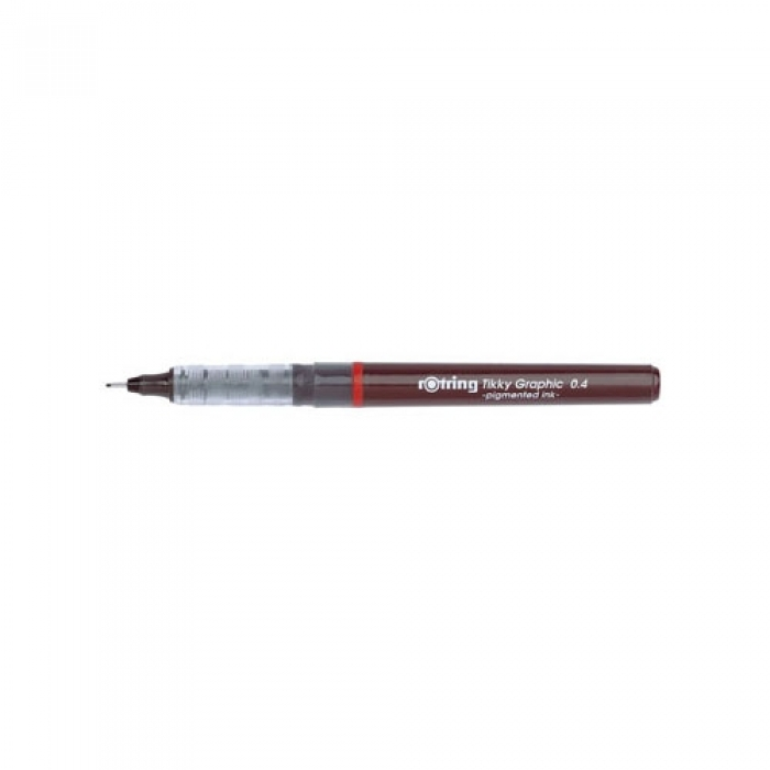 tikky graphic fineliner  rotring  3 pen set