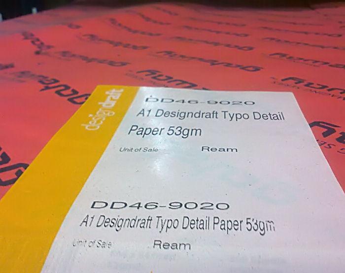 a1 paper