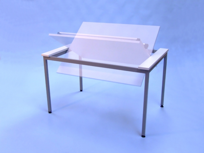 A1 Large Flip Top Table/Drawing Board ...