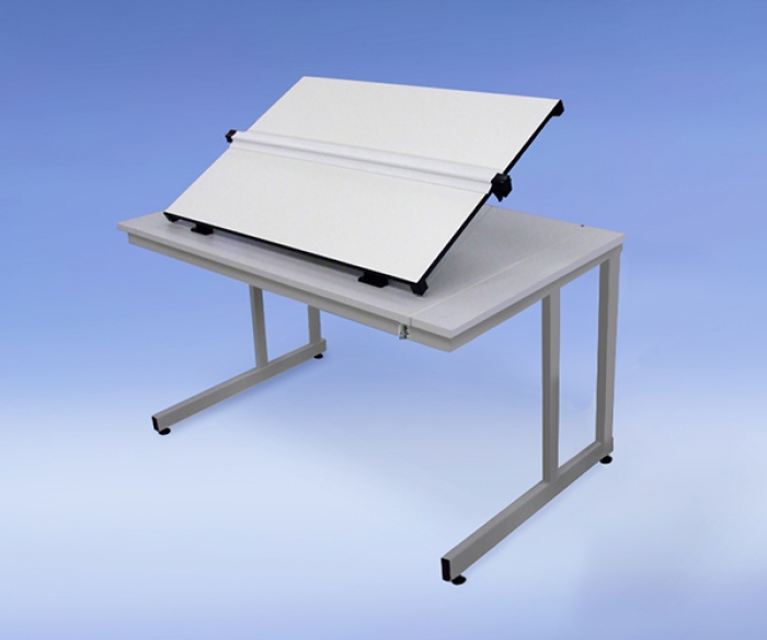 Drawing board for drafting images for Art table design