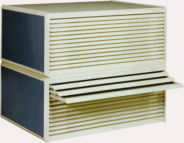 A1 16 Drawer Designfile Shallow Planchest