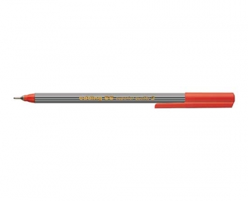 03mm Edding 55 Fineliner Red Designdirect Supplies