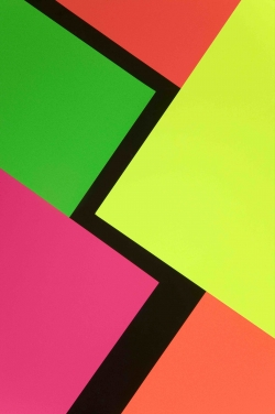 A3 DayGlo Copier Paper 100gm Assorted