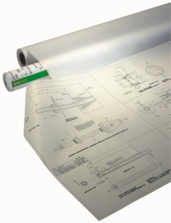 Designdraft Tracing Paper 90gsm 594mm x 20m