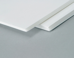 A2 Foamboard White 5mm thick display board, pack of 20 sheets