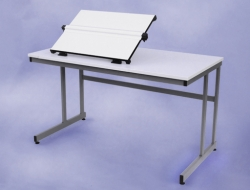 A2 Large Flip Top Table/Drawing Board