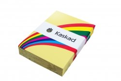 Kaskad A4 160gsm Bunting Yellow