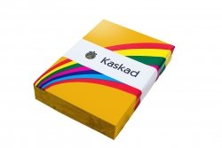 Kaskad A4 160gsm Goldcrest Yellow Tinted Card