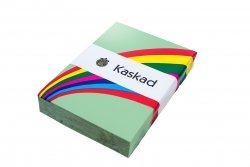 Kaskad A4 160gsm Barbet Green Tinted Card