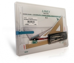 A3 Linex Drawing Board Student Saver Bundle