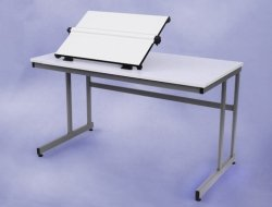 A1 Large Flip Top Table/Drawing Board