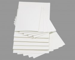 A3 Designdraft Cartridge Paper 100gsm White, pack of 250