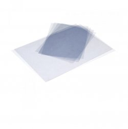 A4 PVC Clear Document Covers 240mic